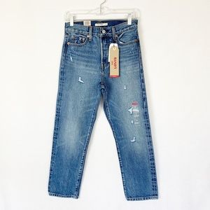 Levi's High Waist Jeans, Size 26,27,28